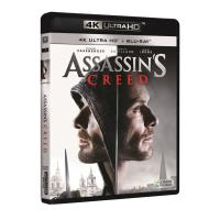 Assassin's Creed - UHD + Blu-Ray