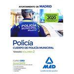 Policia municipal madrid tema2