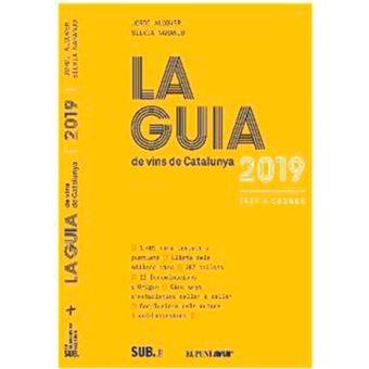 La guia de vins de Catalunya 2019