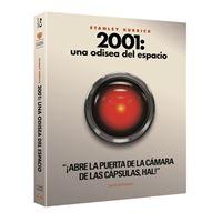 2001 Una odisea del espacio  Ed Iconic Blu-Ray
