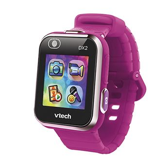Smartwatch VTech Kidizoom DX2 Frambuesa