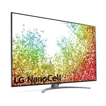 TV LED 75'' LG NanoCell 75NANO966PA 8K UHD HDR Smart TV Plata