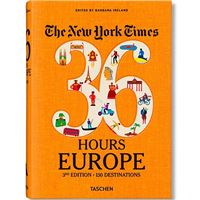 New York Times - 36 Hours Europe