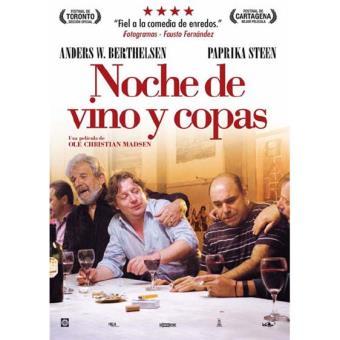 Noche de vino y copas - DVD