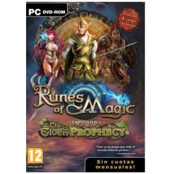 Runes Of Magic The Elven Prophecy PC
