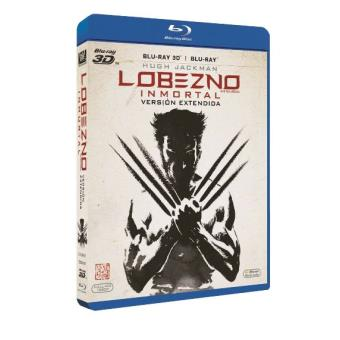 Lobezno inmortal - Blu-Ray + 3D -  Ed extendida