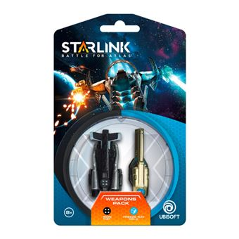 Starlink Gun Pack Iron Fist + Freeze Ray Mk2