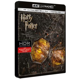 Harry Potter y las reliquias de la muerte. Parte 1 - UHD + Blu-Ray