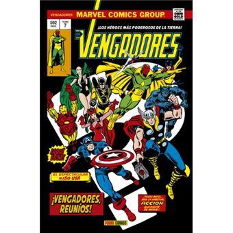 Marvel Gold. Los Vengadores 7 - Vengadores, reuníos