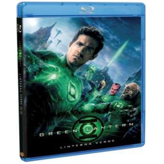 Green Lantern - Linterna Verde - Blu-Ray