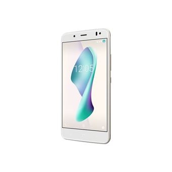 """BQ Aquaris VS Plus 64GB 5.5"""" Blanco/Oro"""