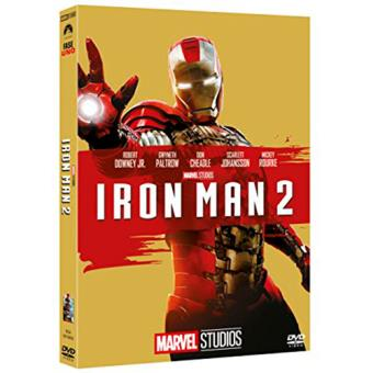 Iron Man 2 - Ed Oring - DVD