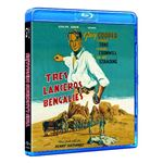 Tres lanceros bengalíes - Blu-ray