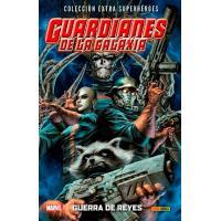 Colección Extra Superhéroes 74. Guardianes de la Galaxia 2. Guerra de Reyes