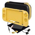 Kit Gaming Blackfire Essentials Amarillo para Nintendo Switch Lite