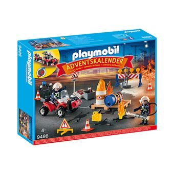 "Playmobil Calendario de Adviento ""Operación de Rescate"""