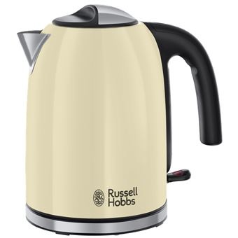 Hervidor Russell Hobbs Classic Cream Colours Plus