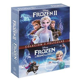 Pack Frozen 1-2 - Blu-Ray