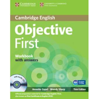 Objective First (FCE) (3rd Edition) Workbook with Answers & Audio CD