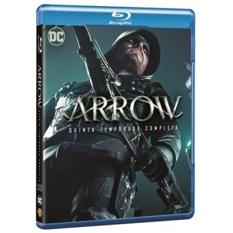 Arrow - Temporada 5 - Blu-Ray