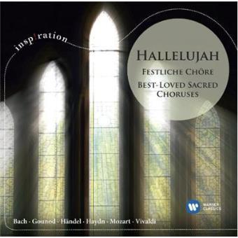Hallelujah-festliche choe