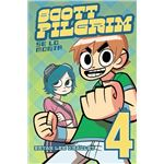 Scott Pilgrim 4. Se lo monta