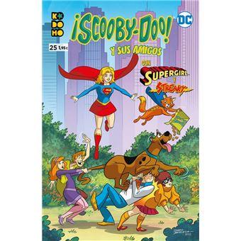 Scooby-Doo y sus amigos nº 25