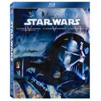 Pack Star Wars: Trilogía clásica. Episodios: IV, V y VI - Blu-Ray