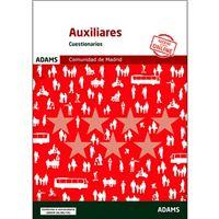 Auxiliares Administrativos de la Comunidad de Madrid - Cuestionarios
