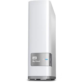 Disco duro externo WD My Cloud 4TB Blanco