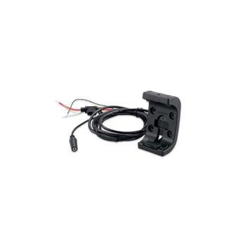 Garmin Resistente Soporte AMPS con Cable de Alimentación/Audio