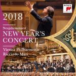 Concierto de Año Nuevo 2018 (Blu-Ray)