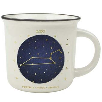 Taza Legami Count your Lucky - Leo