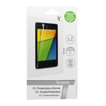 Protector de pantalla Temium Universal para smartphone 6,8''