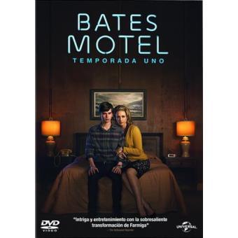 Bates Motel - Temporada 1 - DVD