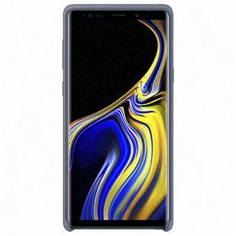 Funda Samsung Silicone Cover Azul para Note9