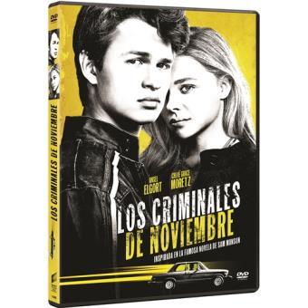 Los criminales de Noviembre - DVD