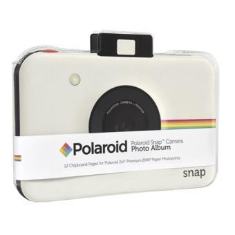 Álbum de fotos Polaroid Snap Touch Blanco