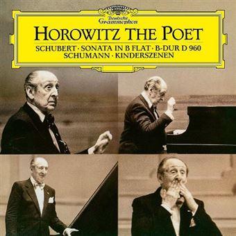 Horowitz The Poet - Vinilo