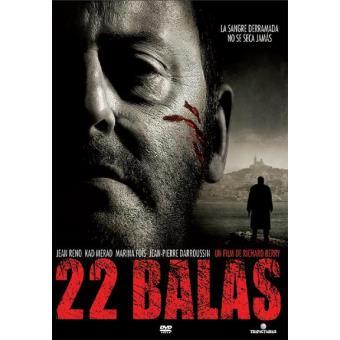 22 balas - DVD