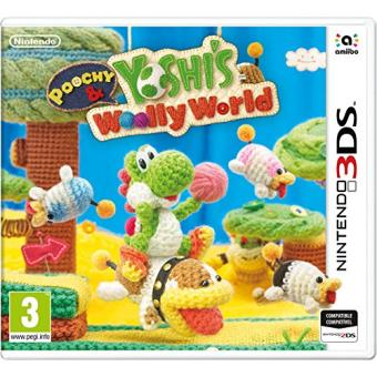 Poochy & Yoshi's Woolly World Nintendo 3DS