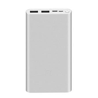 Xiaomi Mi Power Bank 3 10000 mAh Plata