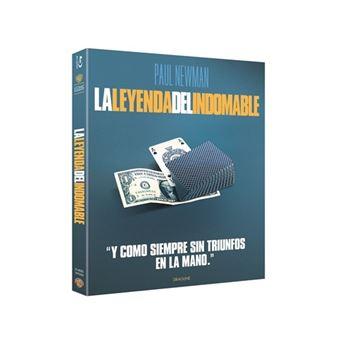 La Leyenda del Indomable  Ed Iconic Blu-Ray
