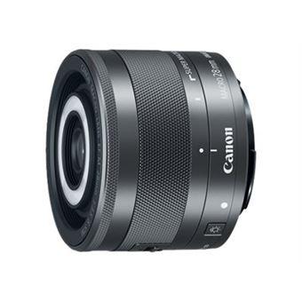 Objetivo Canon EF-M 28mm f3.5 Macro IS STM