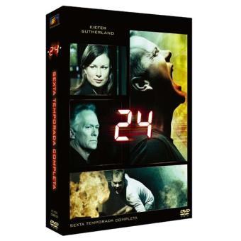 24  Temporada 6 - DVD