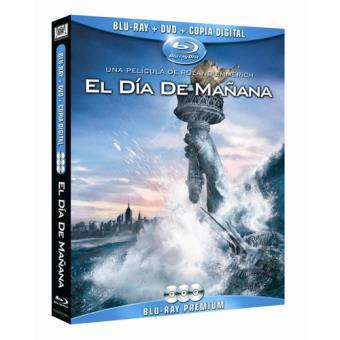 El día de mañana - Blu-Ray + DVD + Copia digital