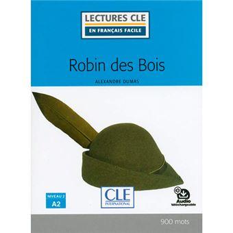 Robin des Bois - Livre + Audio online