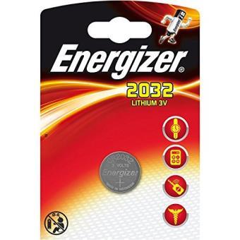 Energizer Pila Litio CR2032