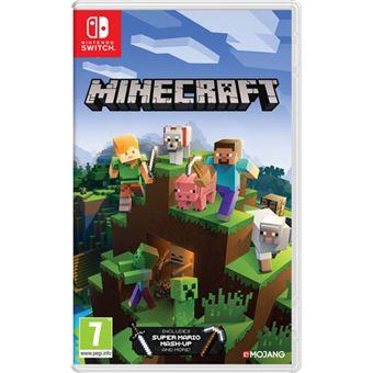 Minecraft Nintendo Switch Para Los Mejores Videojuegos Fnac