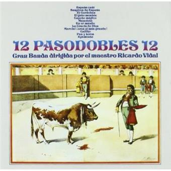 12 pasodobles 12